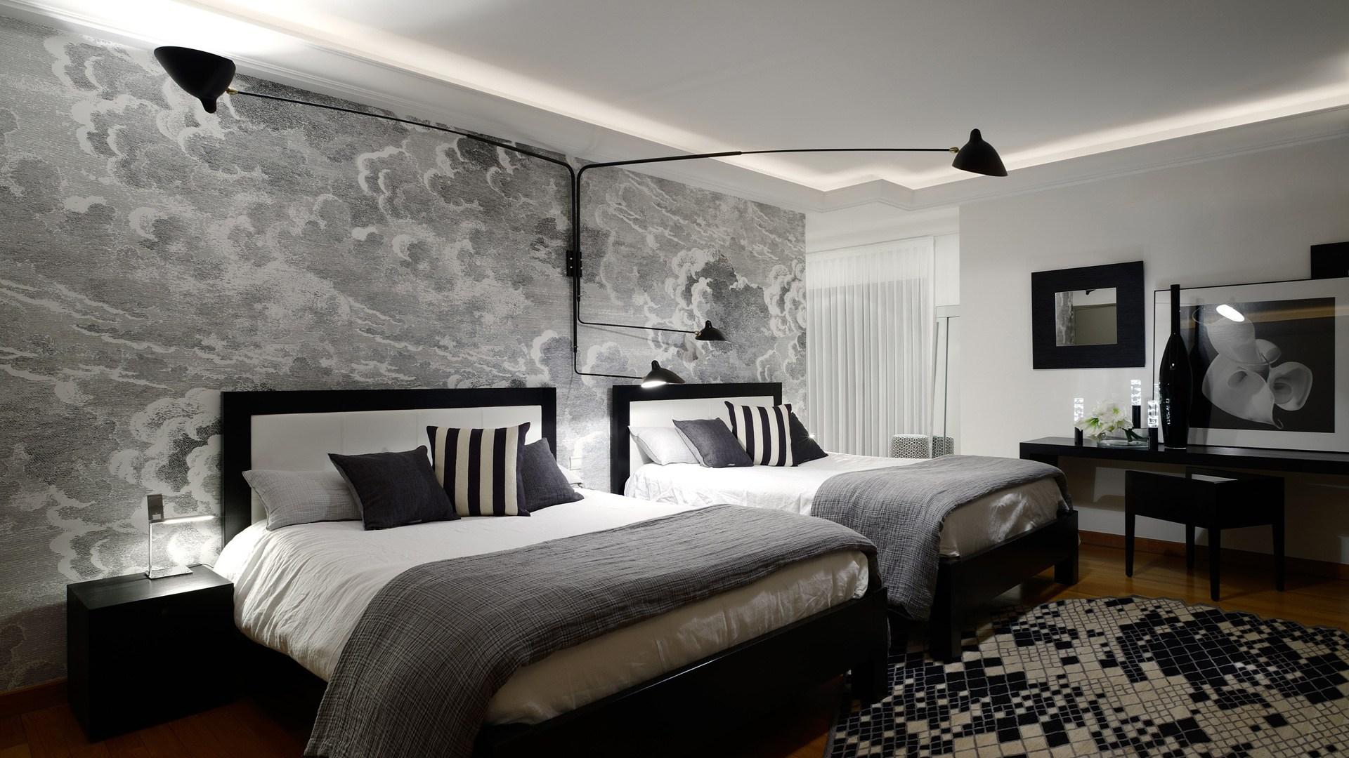 applique 4 bras pivotants. Black Bedroom Furniture Sets. Home Design Ideas